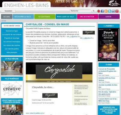 Site Enghien